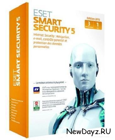 ESET NOD32 Smart Security 5.0.94.4 RePack AIO by SPecialiST (31.10.2011).