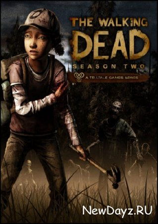 The Walking Dead: Season Two. Episode 1-3 (Telltale Games) (2014/Eng/L) - RELOADED