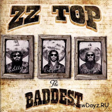 ZZ Top. The Very Baddest (2014)