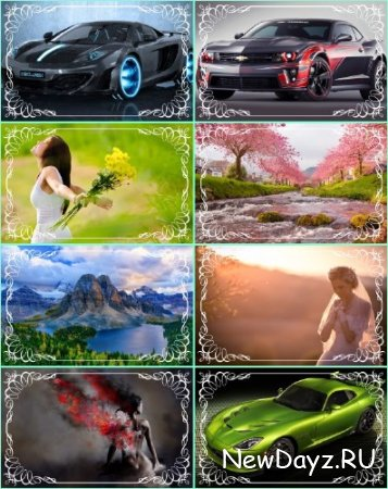 Wallpapers Mixed HD Pack 11