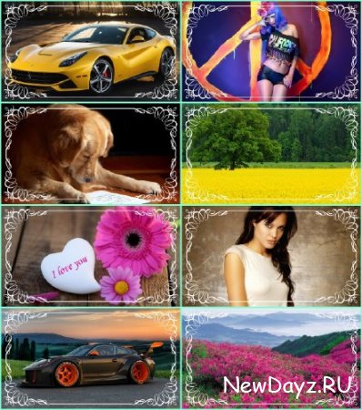 Wallpapers Mixed HD Pack 14