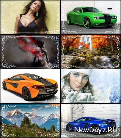 Wallpapers Mixed HD Pack 15