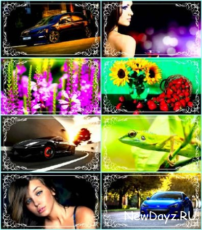 Wallpapers Mixed HD Pack 18