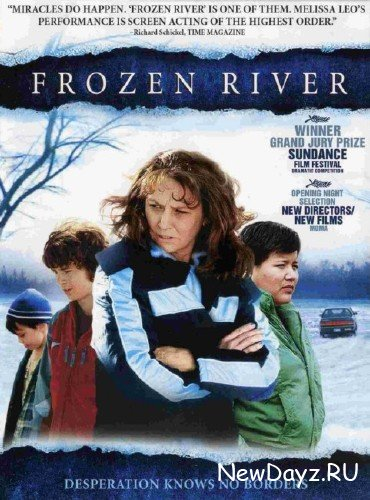 Замерзшая река / Frozen River (2008) HDRip / BDRip 720p / BDRip 1080p