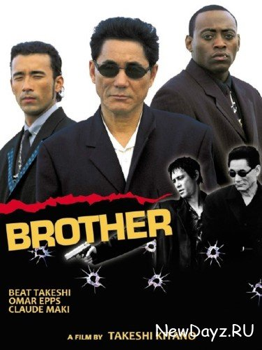 Брат якудзы / Brother (2000) HDRip / BDRip 720p / BDRip 1080p