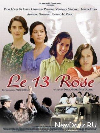 13 роз / Las 13 rosas / 13 roses (2007) HDRip / BDRip 720p