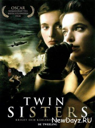 Сестры-близнецы / Двойняшки / De Tweeling / Twin Sisters (2002) HDRip / BDRip 720p